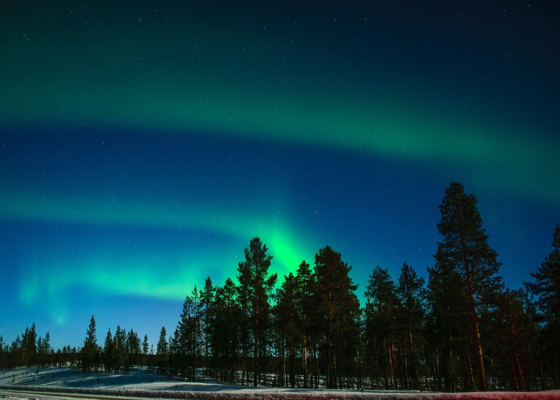 Pixabay Aurora Borealis