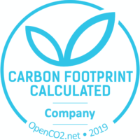 Carbon footprint calculated